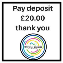 Pay deposit 20